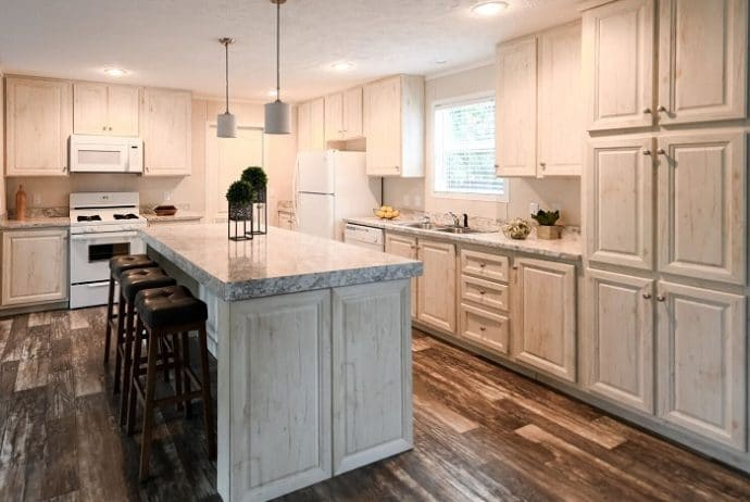 Clarkston Lakes Home Kitchen